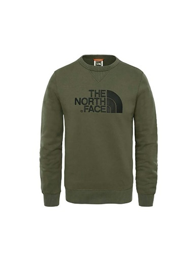 The North Face Sweatshirt Haki